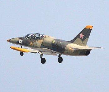 В Одессе задержали контрабанду: учебно-тренировочные самолеты Л-39