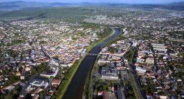 Закарпатська столиця запрошує на свій день народження!