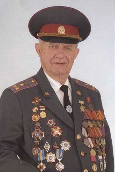 Закарпатець Петро Бронтерюк у міліції 60 років Reporter UA