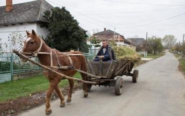Село Соломоново - самая крайняя западная точка Украины