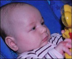 В России родился говорящий младенец