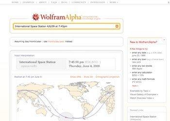 Поиск - http://www.wolframalpha.com/
