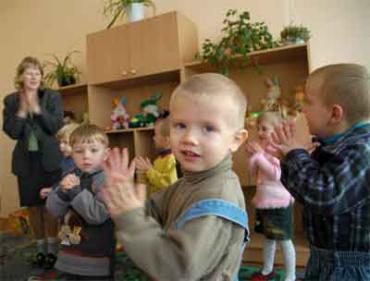 У Мукачеві є понад 3000 дітей дошкільного віку