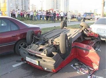 Трагическое ДТП в столице, погиб водитель