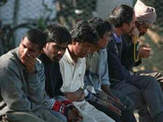 За незаконное пересечение границы было задержано почти 2,5 тысяч человек