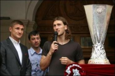 Львов увидел Кубок УЕФА