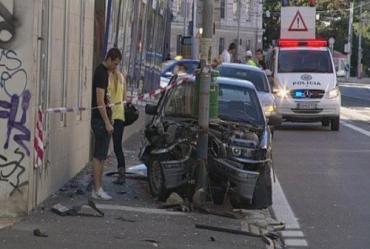ДТП в Словакии: девушка на BMW спешила на вечеринку