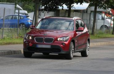 Стартовая цена BMW X1 составит 23 000 евро