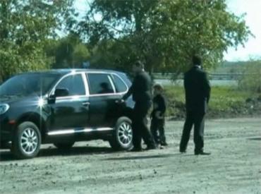 На Донетчине бандиты пытались продать ребенка на органы