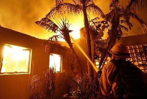 На Закарпатье на пожарах спасли 8 человек