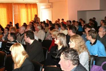 Закарпатские и немецкие медики обсуждают современные методы психотерапии
