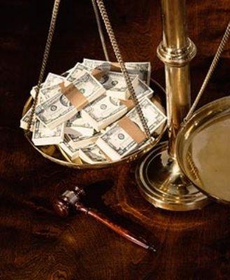 Украина в тройке худших стран мира по борьбе с коррупцией