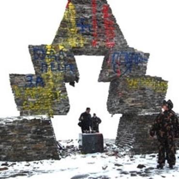 Верецкий перевал - священное место для любого венгра-патриота