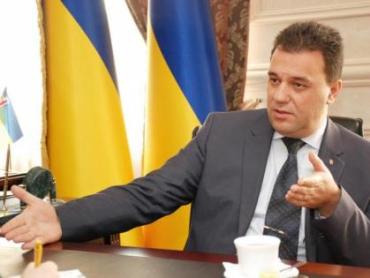 Голова Закарпатської обласної ради Михайло Рівіс.