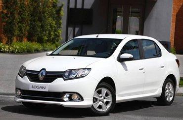 Renault Logan - лидер по продаже в Украине