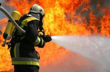 О 10:42 пожежу вдалося повністю ліквідувати