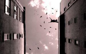 В Славянске из окна 4 этажа общежития колледжа Национального авиационного университета выпал курсант