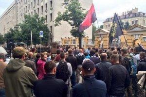Акции протеста в Одессе