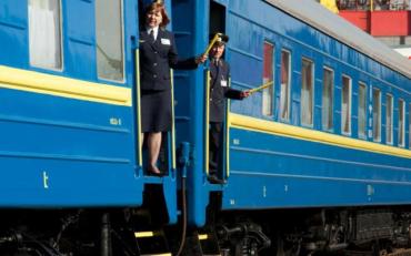 """Проводники поезда """"Одесса-Черновцы"""" насмешили пассажиров своей изобретательностю"""