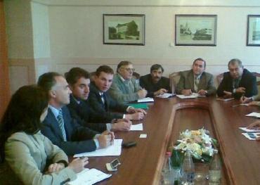 На Закарпатті представники Ііспанії зацікавилися кількома проектами