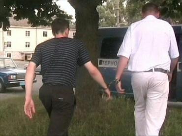 Тернопольских воров-гастролеров поймали в Одессе