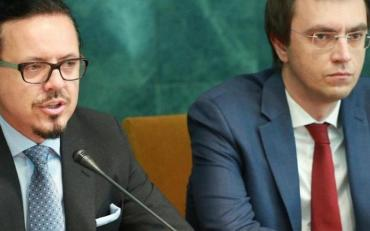"""ПАТ """"Укрзалізниця"""" відреагувало на критику міністра Володимира Омеляна"""