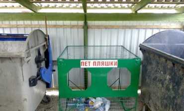 Один контейнер установлен в центре на пл. Народной, один - на ул. Ужгородской