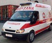 В Харькове избили фельдшера скорой помощи