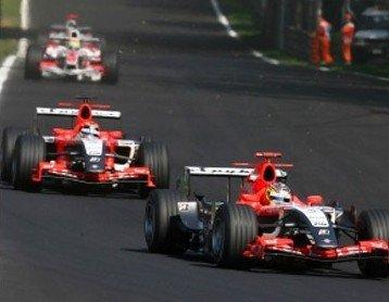 Ральф Шумахер может оказаться в Sauber, Renault или Toro Rosso