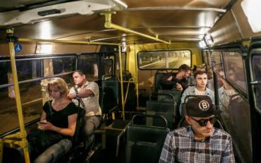 Одеський маршрутник нажахав пасажирів