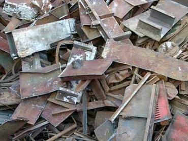 Лом черных металлов был без документов