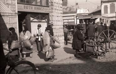 Обыденный день в Хусте в 1939 году