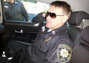 Экс-начальник муниципальной полиции Ужгорода Борис Борисов