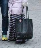 В сумке находились все документы на имя Оксаны Мошкола