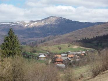 Пікуй — найвища гірська вершина Львівської області