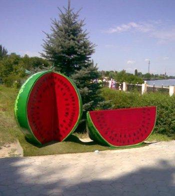 """На Херсонщине открылся шестой фестиваль """"Украинский арбуз - сладкое чудо"""""""