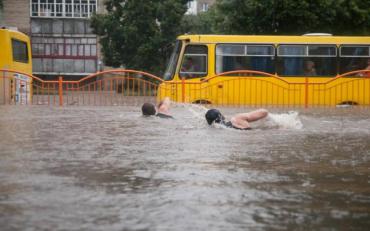Заручниками чергових капризів цьогорічної погоди стали жителі Луцька