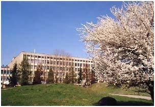 Головний корпус Ужгородського національного університету