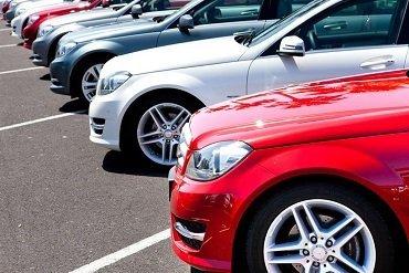 Импорт легковых авто в Украину вырос на треть