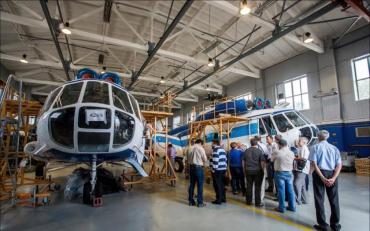 Український завод презентував нову авіатехніку