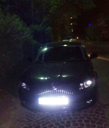 Патрульные в Ужгороде задержали краденное авто