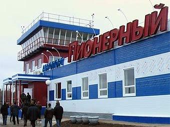 В Томской области корова помешала посадке самолета