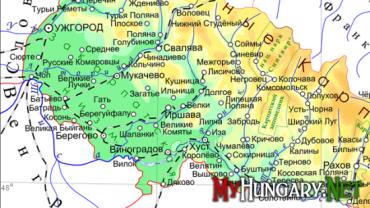 Венгерская карточка дает дает право на многократный безвизовый въезд в Венгрию