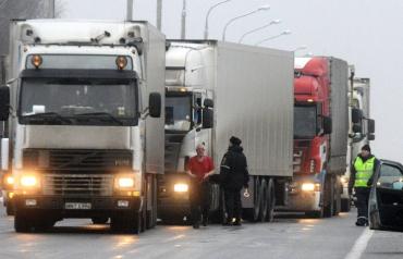 Польские и российские перевозчики снова смогут возить грузы через границу