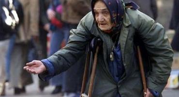 Кабмин довел пенсионеров Донбасса до голода и нищенства