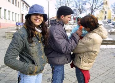 Сколько цыган живет в Чехии?