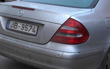 Полиция с фиксалами начали совместные проверки авто с иностранной регистрацией