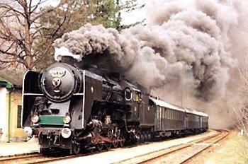 Исторический поезд Royal Hungarian Express