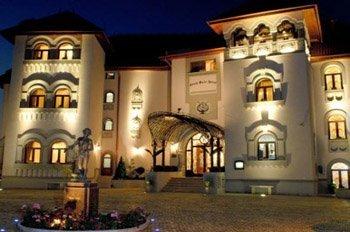 Первый бутик-отель в Румынии