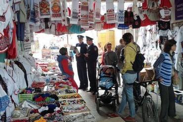 Суд оштрафував продавця на 102 гривні з конфіскацією предметів торгівлі